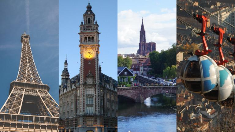 Impots Locaux Le Top 10 Des Villes De France Ou L On Paie Le Plus